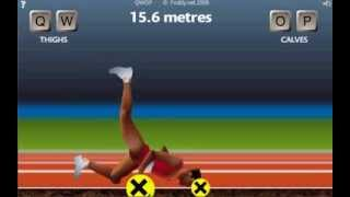 QWOP Hacked - Infİnite Life (Can't lose)