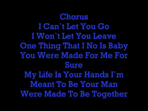 Trey Songz Made To Be Together Lyrics