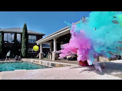 Blitzball Trick Shots 2 | Dude Perfect