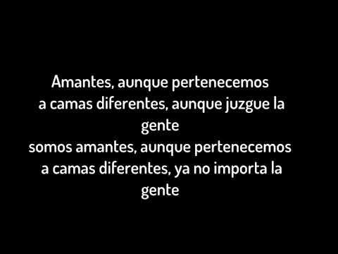 Amantes - Mike Bahia ft Greeicy LETRA