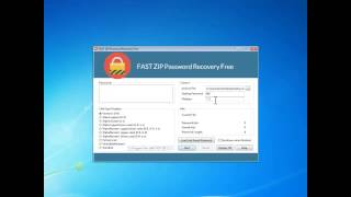 How to Recover ZIP Password with ZIP Password Recovery [ Fast & Free]