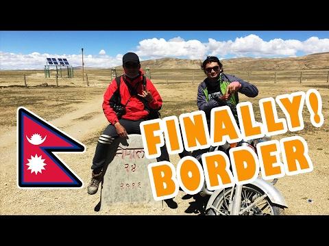 DAY 4 Bike Ride to Upper Mustang / Nepal-China border