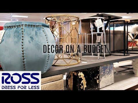 ROSS SHOP WITH ME FURNITURE 2019