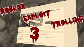 [ROBLOX] [RC7 UPDATED] Exploit Trolling 3! [3/3/2016]