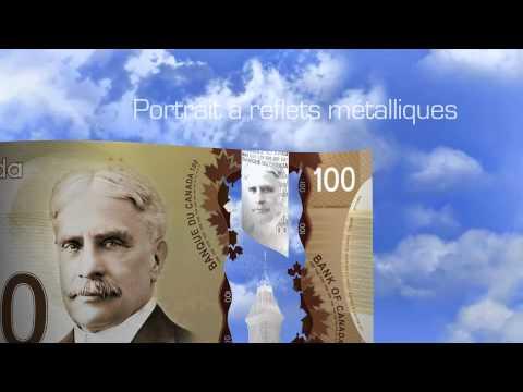 Banque du Canada : La nouvelle coupure de 100 $