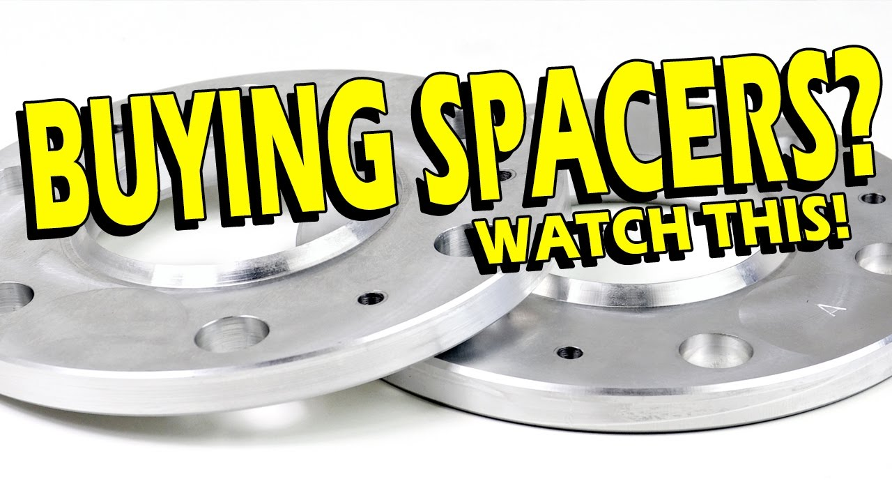 Buying Wheel Spacers? Watch This Video First!