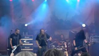 Entombed - Drowned (live at Jalometalli 2011) HD