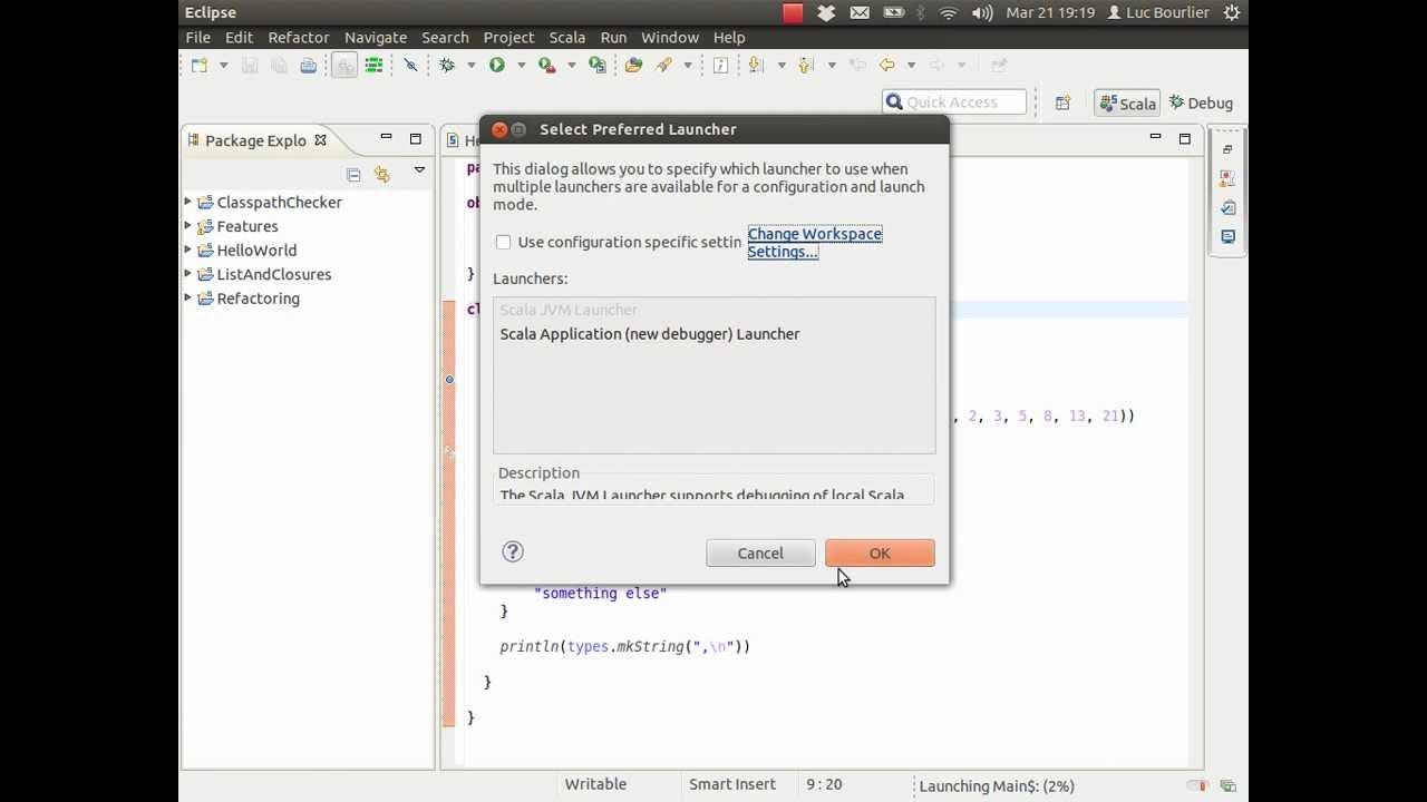 Scala Debugger in Scala IDE 3 0