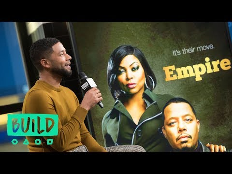 Jussie Smollett Discusses His Role In FOXs Empire
