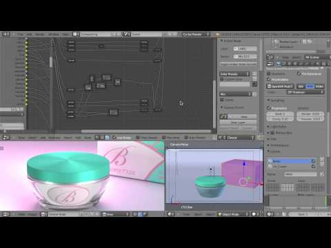 Compositing Cycles Render Passes in Blender