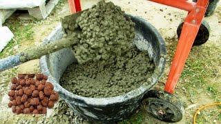 видео Пропорции песка и цемента для фундамента: особенности
