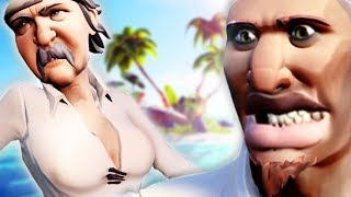 BE A PIRATE THEY SAID, IT'LL BE FINE THEY SAID • Sea of Thieves (Funny Moments)