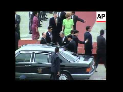 PANAMA: TAIWANESE PRESIDENT ARRIVES FOR CONTROVERSIAL SUMMIT