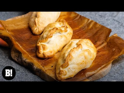 Vegan Cornish Pasty Recipe!