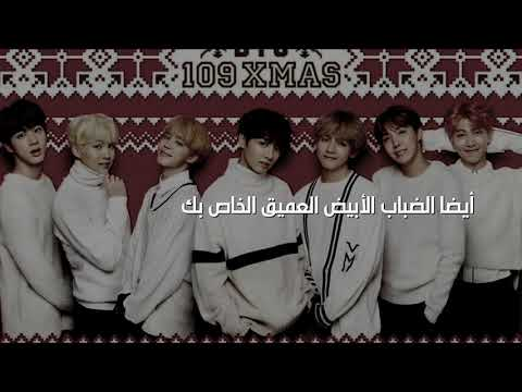BTS  _ Crystal Snow مترجمة للعربية