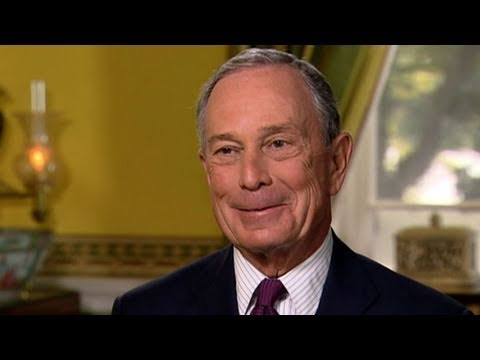 Interview with Michael Bloomberg