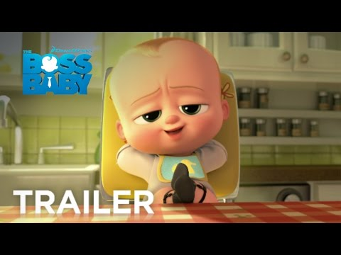 Thumbnail: The Boss Baby | Official HD Trailer #2 | 2017