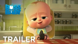 The Boss Baby | Official HD Trailer #2 | 2017