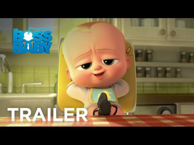 Bebés y cachorros se enfrentan en la nueva película animada The Boss Baby