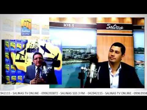 Entrevista Radio Salinas