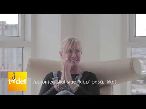 Birgit Aaby om ta' det app