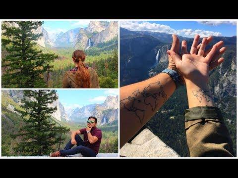 Wild C A L I F O R N I A | Yosemite Valley | Travel Vlog || LifeOfCesar ||