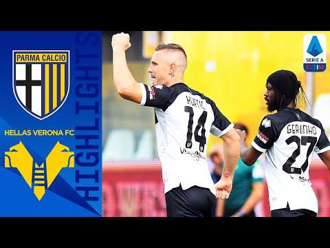 Parma Helas Verona Goals And Highlights
