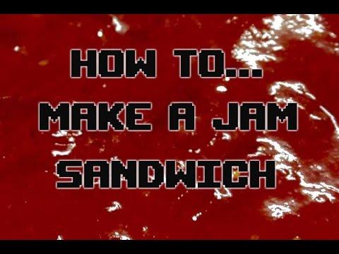 How to make a jam sandwich worksheet