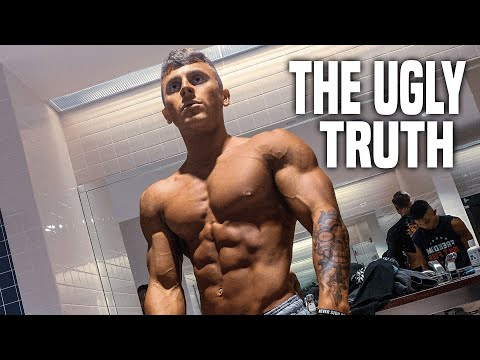 The Ugly Truth Of Being Extremely Lean *my experience*