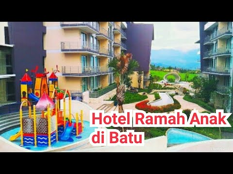 Hotel Ramah Anak di Batu, Golden Tulip Holland Resort Batu