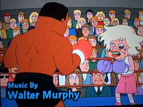 Carol Channing Mike Tyson Familyguy - YouTube