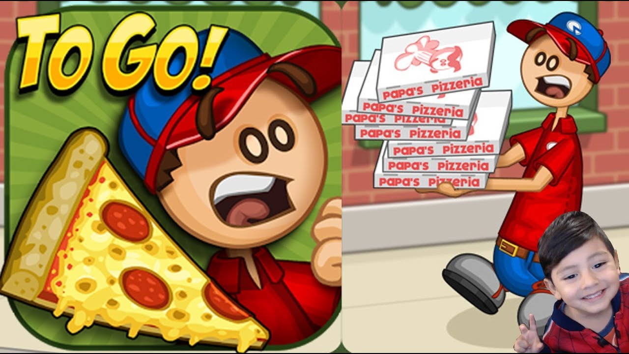 Papa S Pizzeria Gameplay Pizza De Peperoni Con Papa Louie Juegos