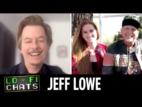 """Jeff Lowe Talks """"Tiger King"""" With David Spade - Lights Out Lo-Fi Chats (March 28, 2020)"""