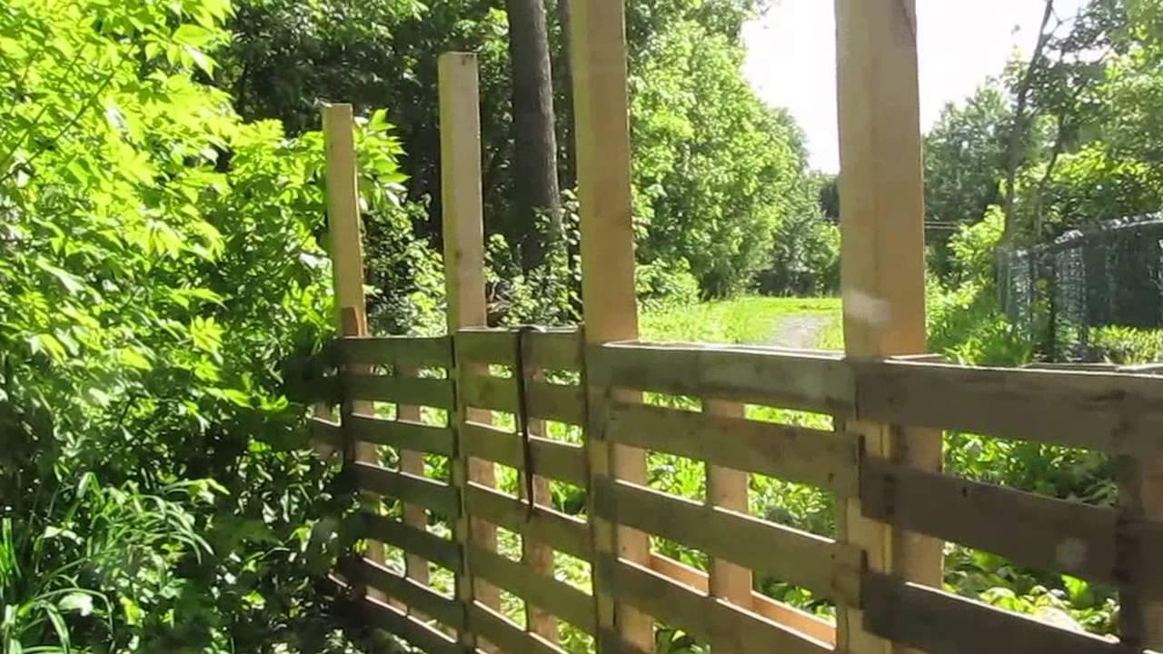Barriere De Jardin Blanche - Maison design d\'intérieur et ...