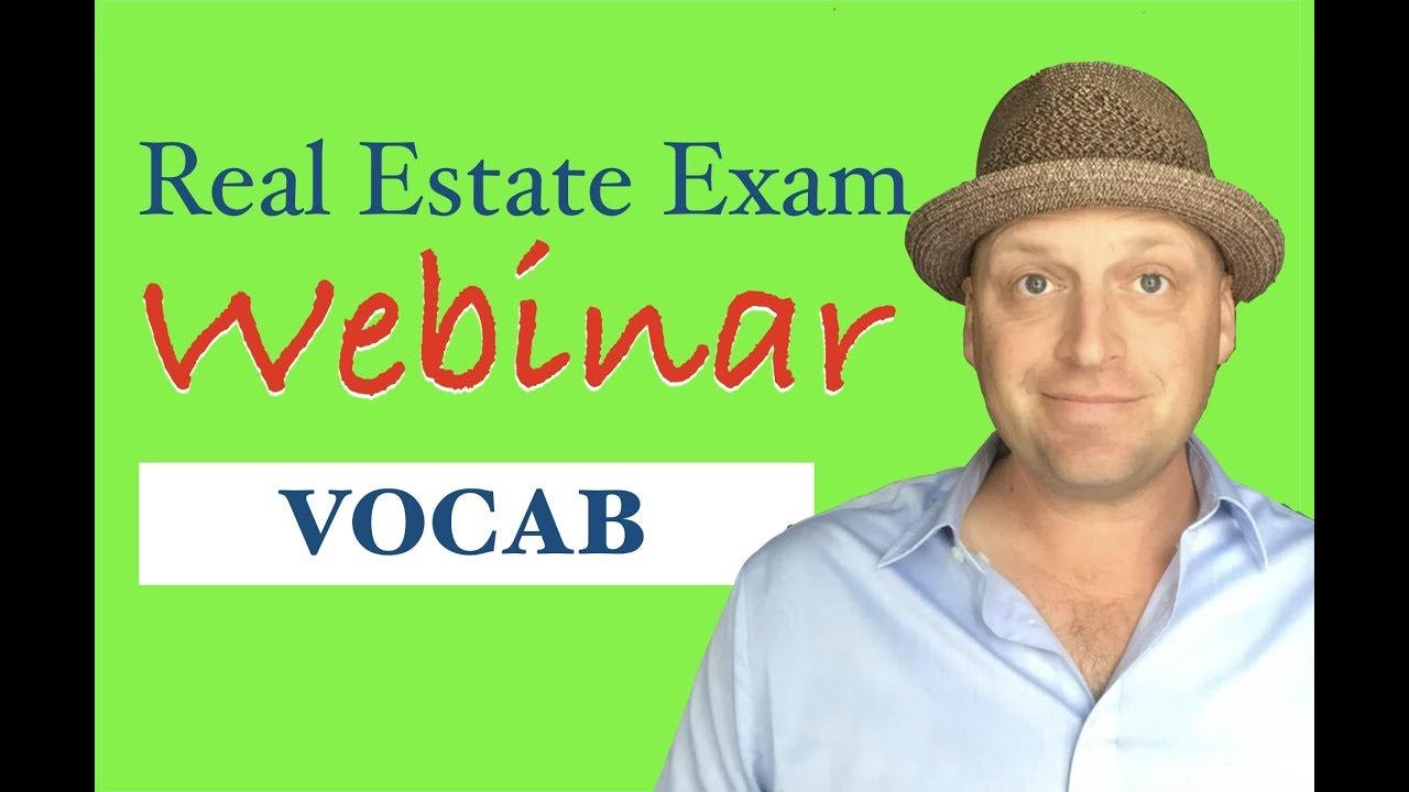 Premium Webinar Vocabulary & Terminology  Youtube