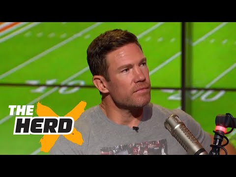 Nate Boyer in studio to discuss his relationship with Colin Kaepernick | THE HERD (FULL INTERVIEW)