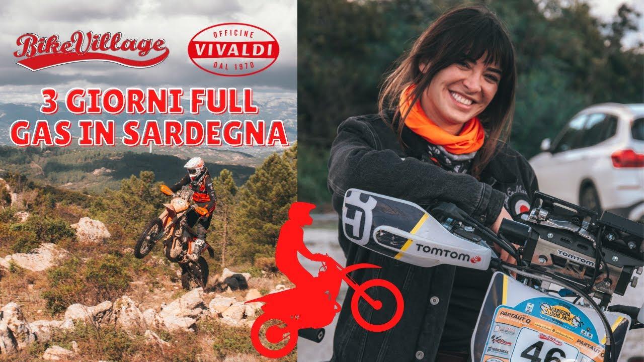 3 giorni In Sardegna di Motorally Full gasssss