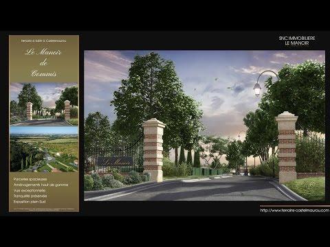Terrains à vendre à Castelmaurou - Le Manoir du Commis - SNC LE MANOIR