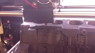 3d печать блока ДВС