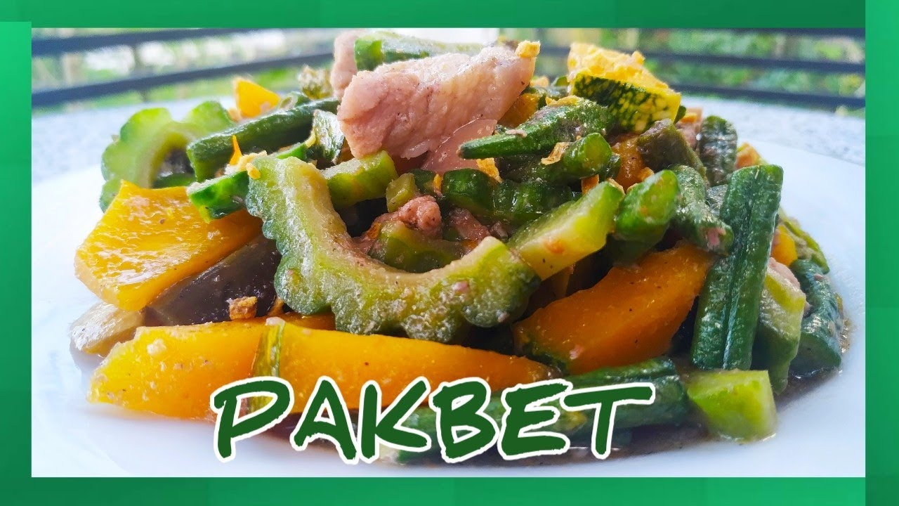 How To Cook Pakbet Easy To Follow Pinakbet With Pork Recipe Youtube
