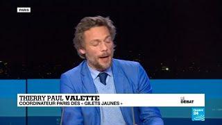 Gilets jaunes : Macron déconnecté des Français ?