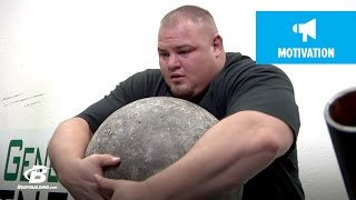 Top 5 Strongman Exercises   Brian Shaw