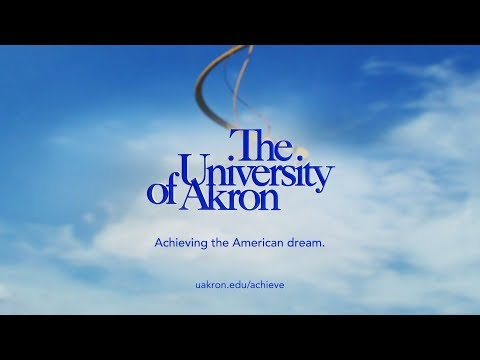 University of Akron   Karen Ziemba, Achieving the American Dream