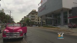 US Tourist Fears He Was Hit In Cuba, Years Before Diplomats thumbnail
