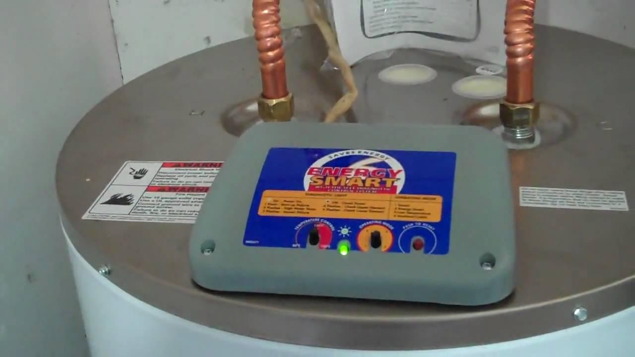 new energy smart 40 gal elec hot water heater [ 1280 x 720 Pixel ]