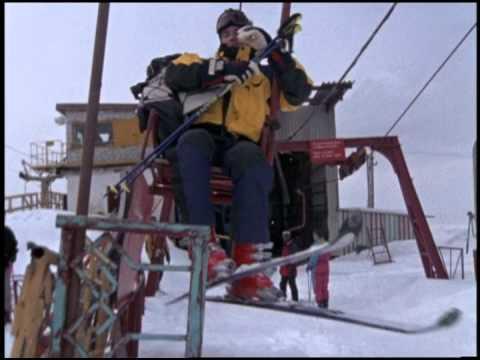 Skiing in Kazakhstan by Warren Miller