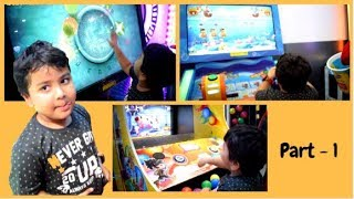 Atharv plays Indoor Games and Activities for kid | Atharv Toys Review | indoor Game for kids