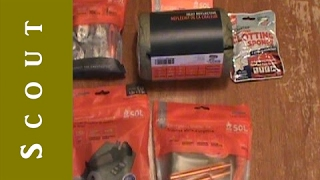 New 2014 Adventure Medical Kit Gear - Scout Prepper