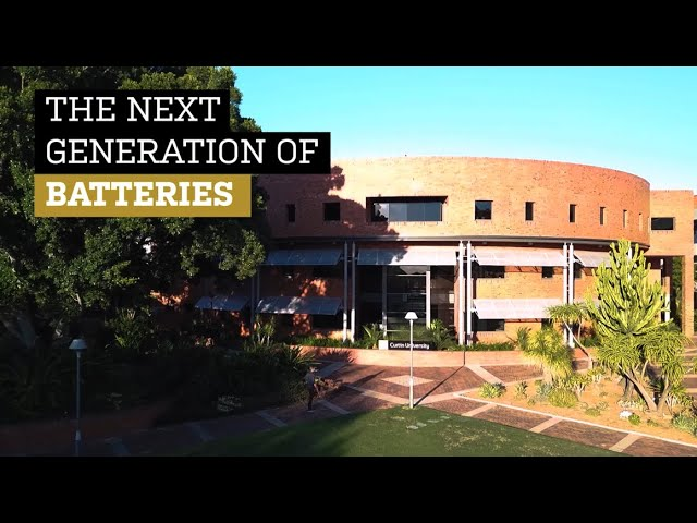 The next generation of batteries - Pitch it Clever 2021 Winner - The Universities Australia Award