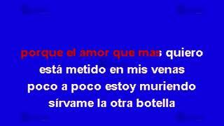 Señor Cantinero - Multikaraoke ► Éxito De Huracanes Del Norte